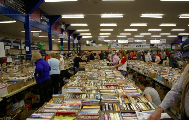 TC ANNUAL BOOK DRIVE SALE SATURDAY MAY 5th AND SUNDAY 6th.