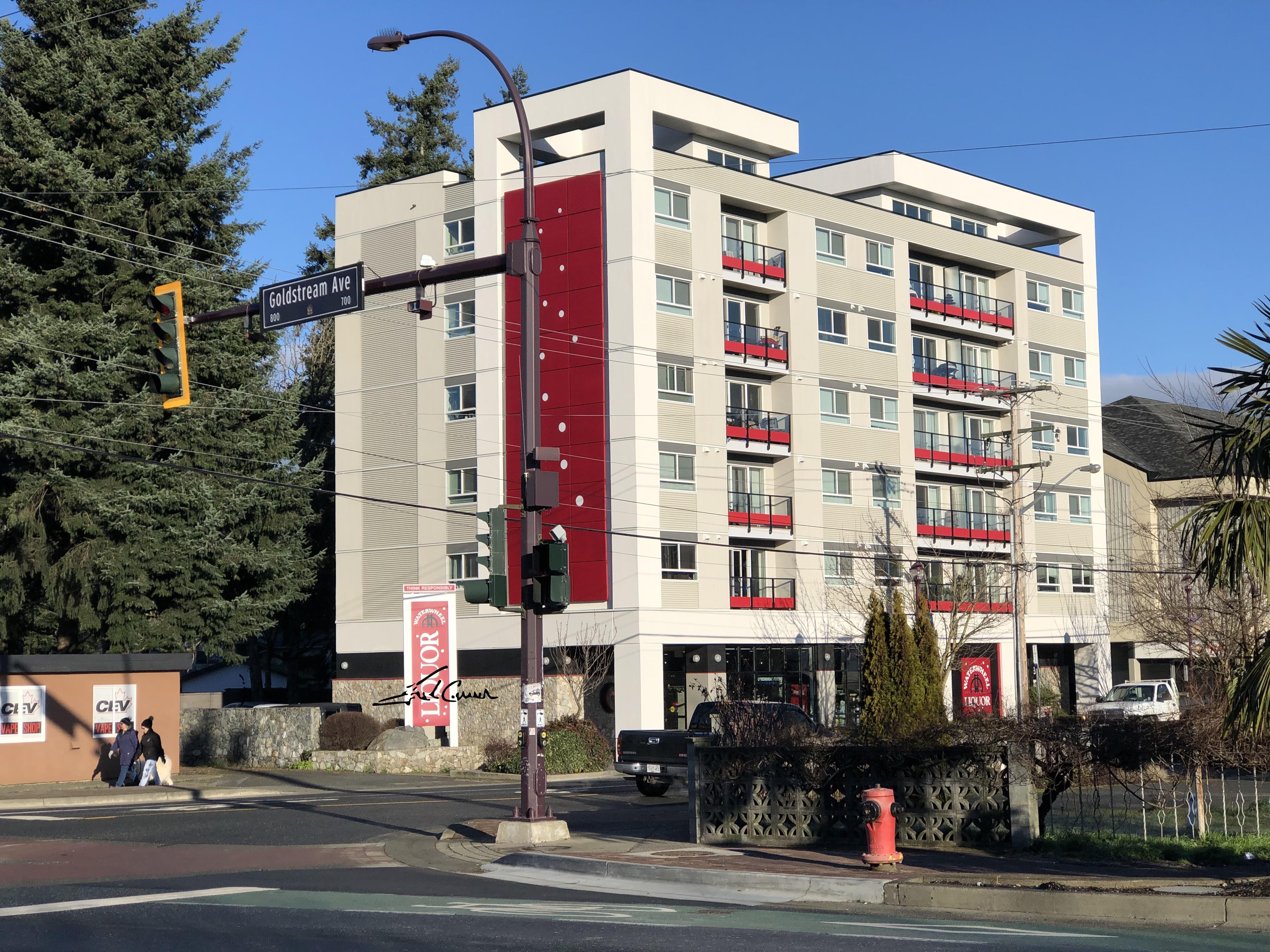 Buying Older Apartment Building